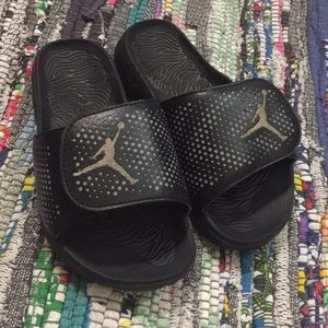 Michael Jordan sandals